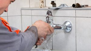 Emergency Plumber - Water Line Service Near Me