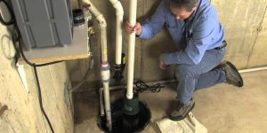 sump pump cleaning service plumber photo