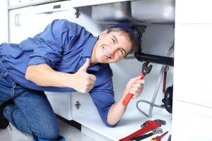 plumber thumbs up photo