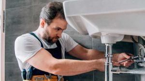 dad as plumber photo