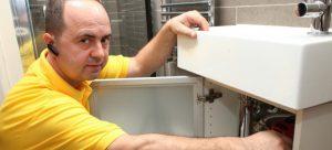 plumber indoor duty photo