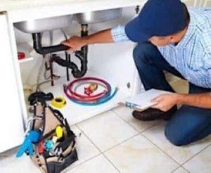 residential plumber photo